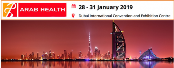 ArabHEALTH:  - 10 days to go